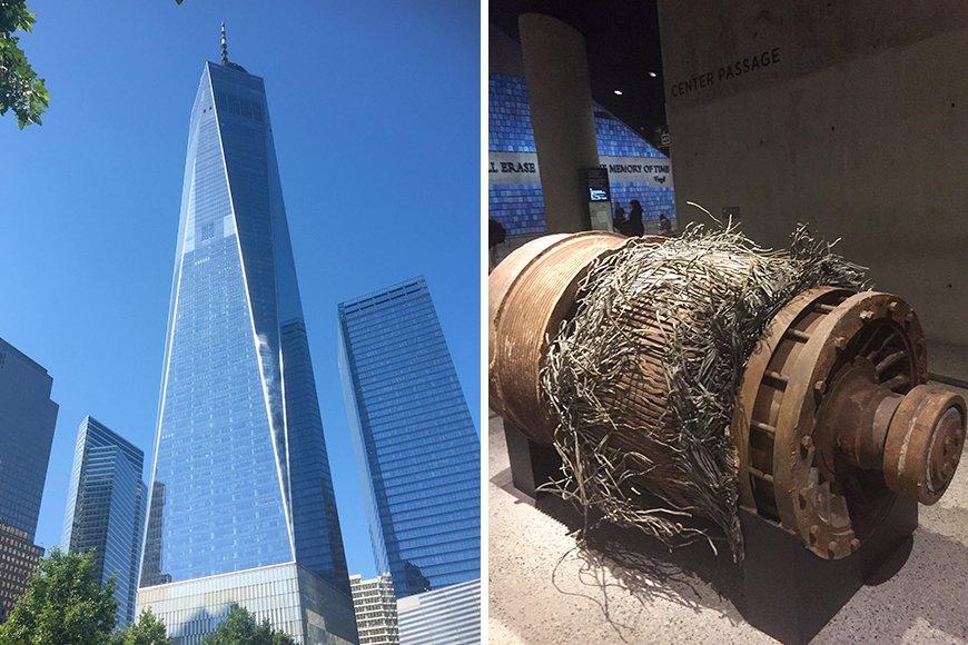 Visite : Le Mémorial du 11 Septembre à New-York